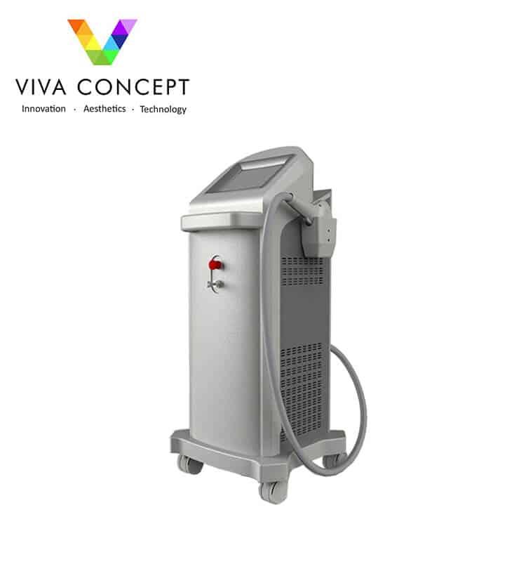 808nm diode laser machine price VA-508